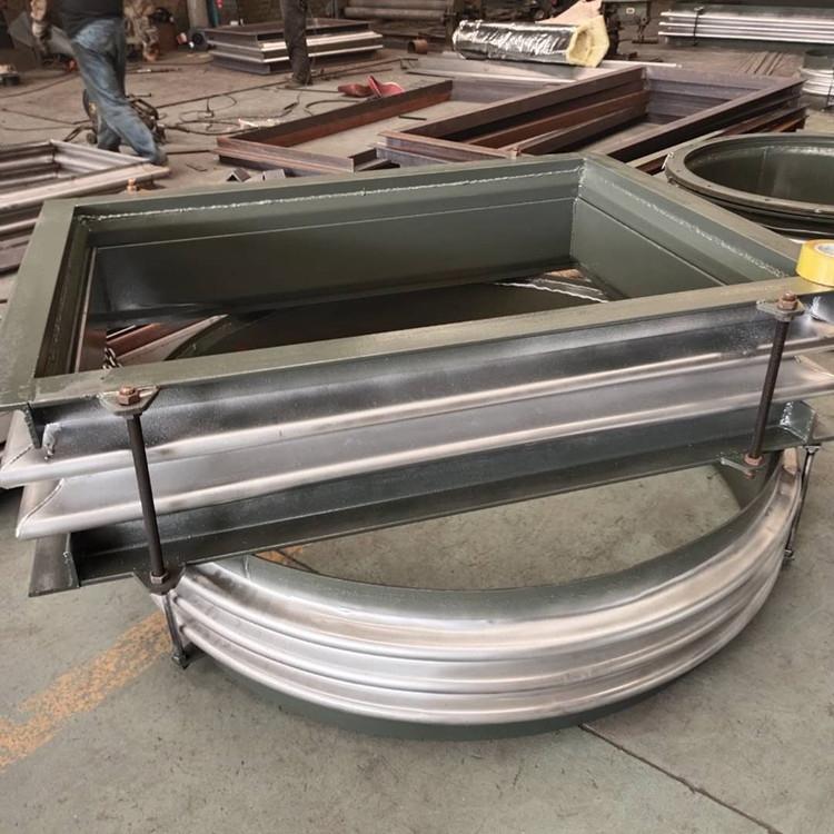 矩形焊接波纹补偿器